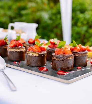 Ask us about our mouth watering specialty desserts for your next event