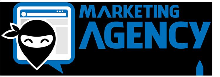 Web marketing agency ninja logo