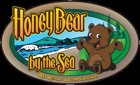 Honey Bear By The Sea